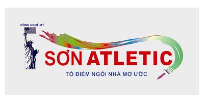 Bảng màu sơn Atletic