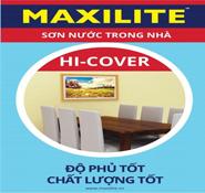 Bảng màu sơn Maxilite Hi-Cover