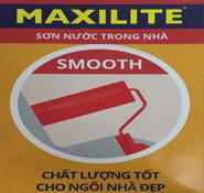 Bảng màu sơn Maxilite Smooth