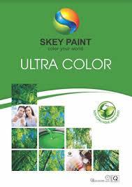 Bảng màu sơn Skey nội và ngoại thất
