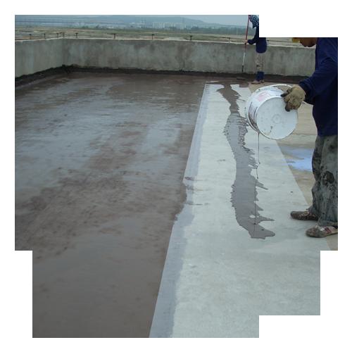 Sơn chống thấm sàn bê tông