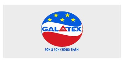 Bảng màu sơn Galatex