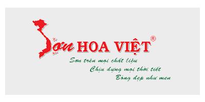 Bảng màu sơn Hoa Việt