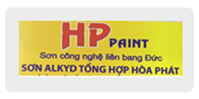 Bảng màu sơn HP Paint