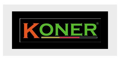 Bảng màu sơn Koner