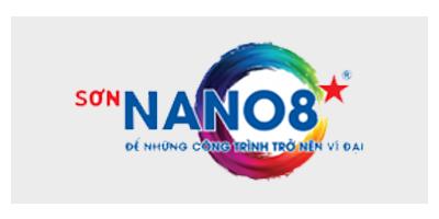 Bảng màu sơn Nano 8 Sao
