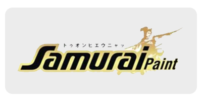Bảng màu sơn Samurai