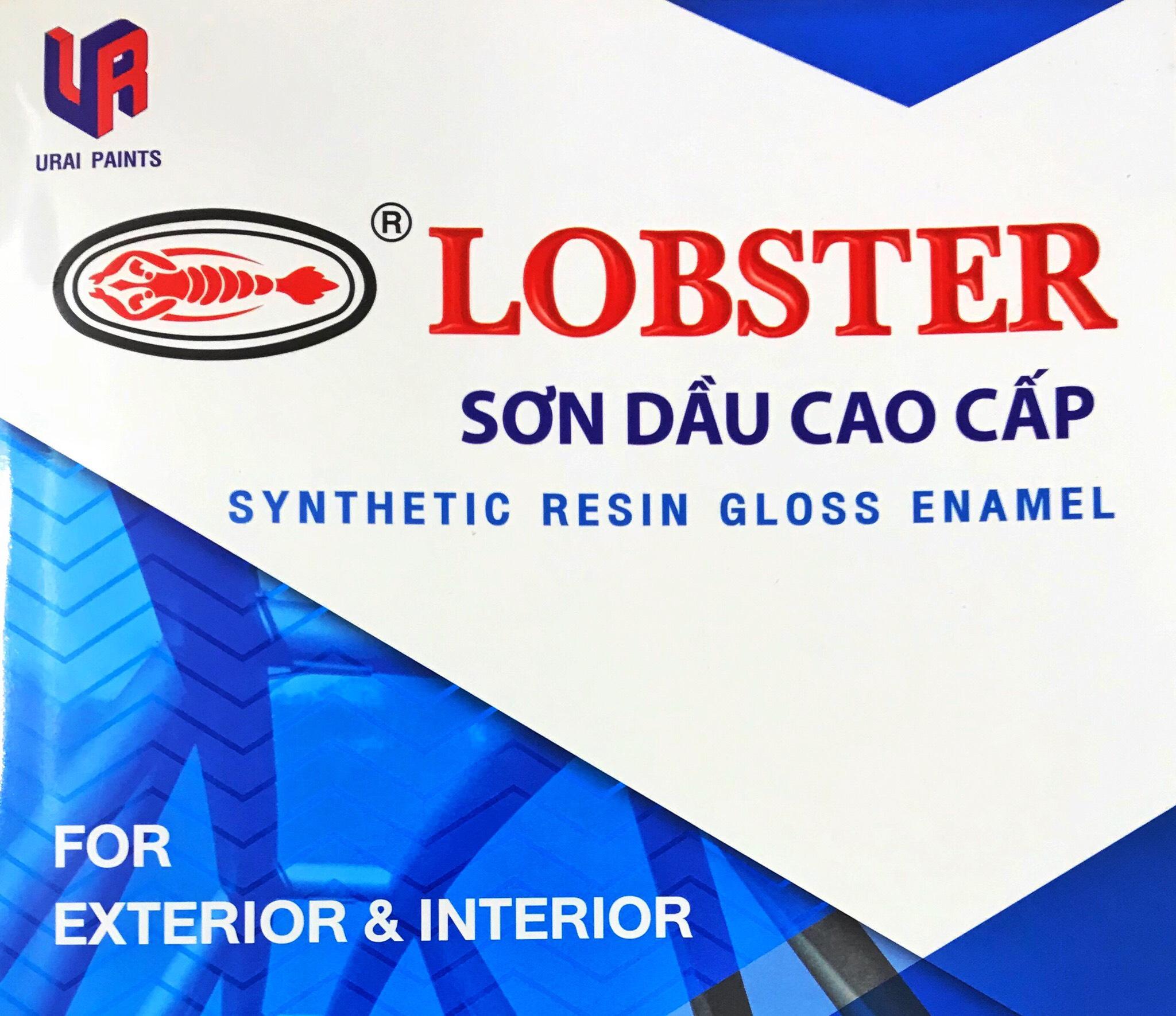 Bảng màu sơn dầu cao cấp Lobster