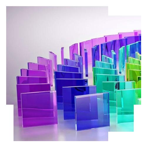 Sơn trên nhựa và kính