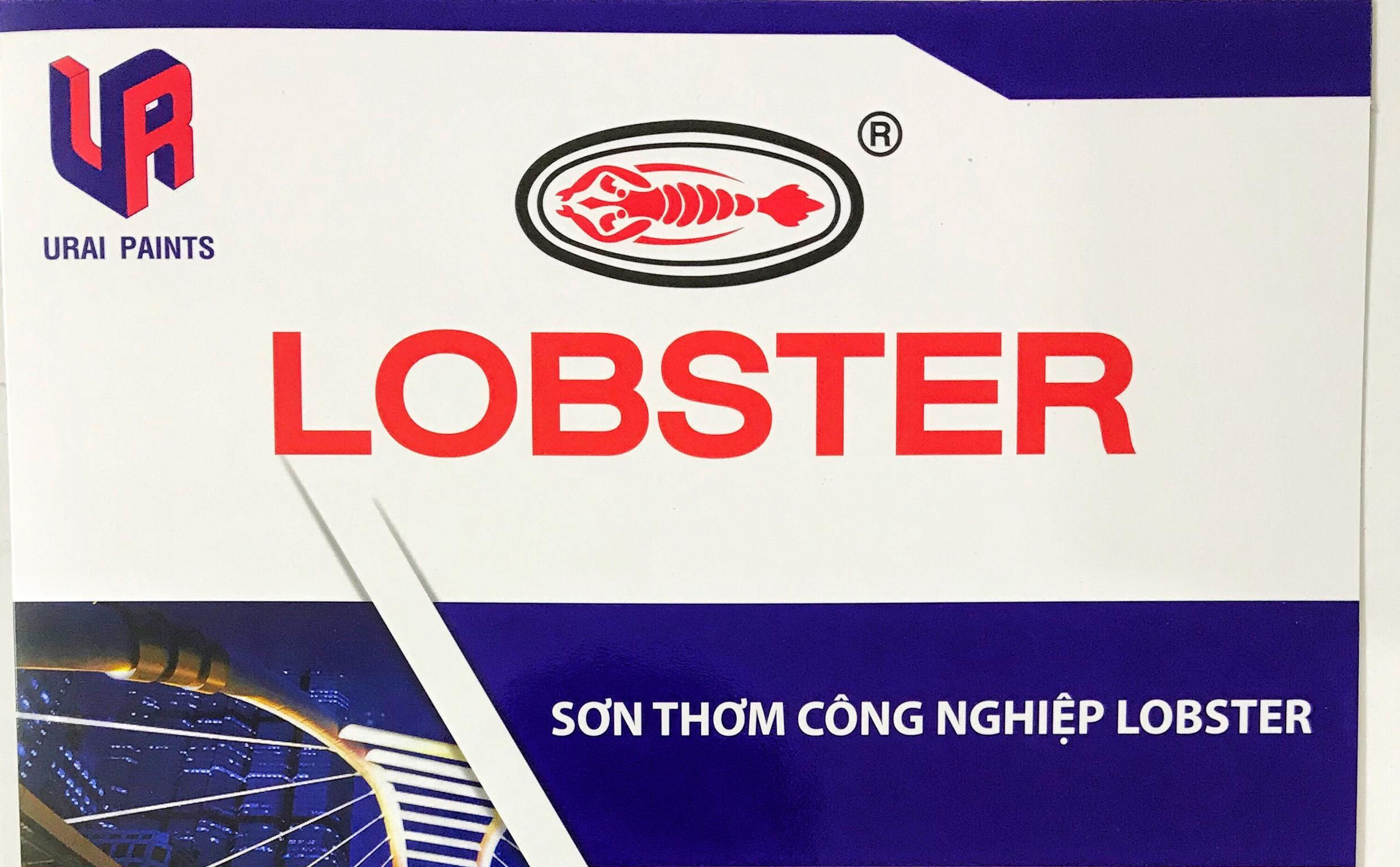 Bảng màu sơn thơm công nghiệp Lobster