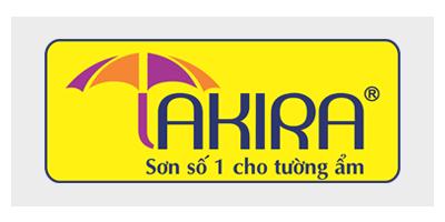 Bảng màu sơn Takira chống thấm màu