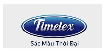 Bảng báo giá sơn Timelex