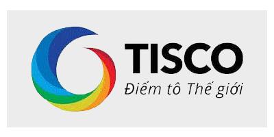 Bảng màu sơn Tisco