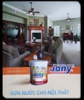 Bảng màu sơn Jony-H nội thất mịn