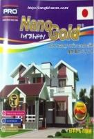 Bảng mầu sơn Nano Gold ngoại thất