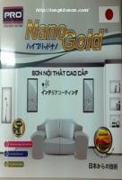 Bảng màu sơn Nano Gold nội thất