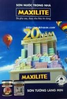 Bảng màu sơn Maxilite kinh tế