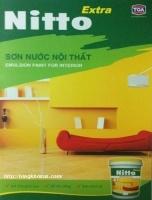 Bảng màu sơn Nitto nội thất