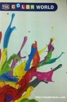 Bảng màu sơn Toa ColorWorld