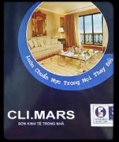Bảng màu sơn Clima Mars nội thất kinh tế