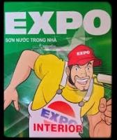 Bảng màu sơn Expo nội thất