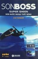 Bảng màu sơn Boss Super Sheen ngoại thất bóng