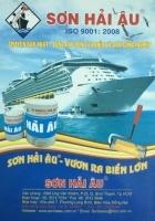 Bảng màu sơn tàu biển Hải Âu