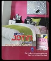 Bảng màu sơn joton Jotin nội thất siêu bóng