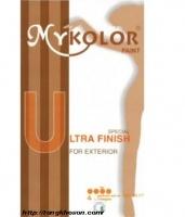 Bảng màu sơn Mykolor Ultra ngoại thất