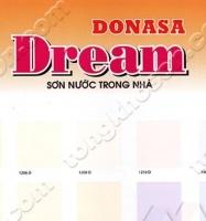 Bảng màu sơn Donasa Dream trong nhà