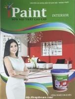 Bảng màu sơn Ipaint nội thất