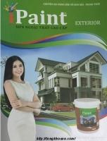 Bảng màu sơn Ipaint ngoại thất