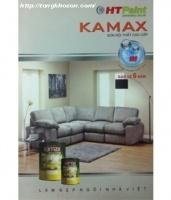 Bảng màu sơn Kamax nội thất