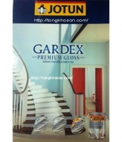 Bảng màu sơn dầu Jotun Gardex