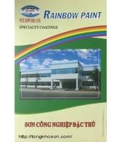 Bảng màu sơn RainBow công nghiệp