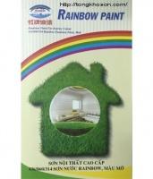 Bảng màu sơn RainBow nội thất