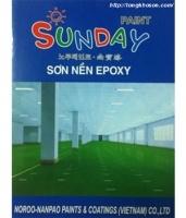 Bảng màu sơn nền Epoxy Sunday
