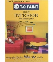 Bảng màu sơn T.O nội thất