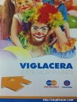 Bảng màu sơn Viglacera phong thủy