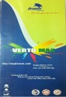 Bảng màu sơn Vertumax nội và ngoại thất