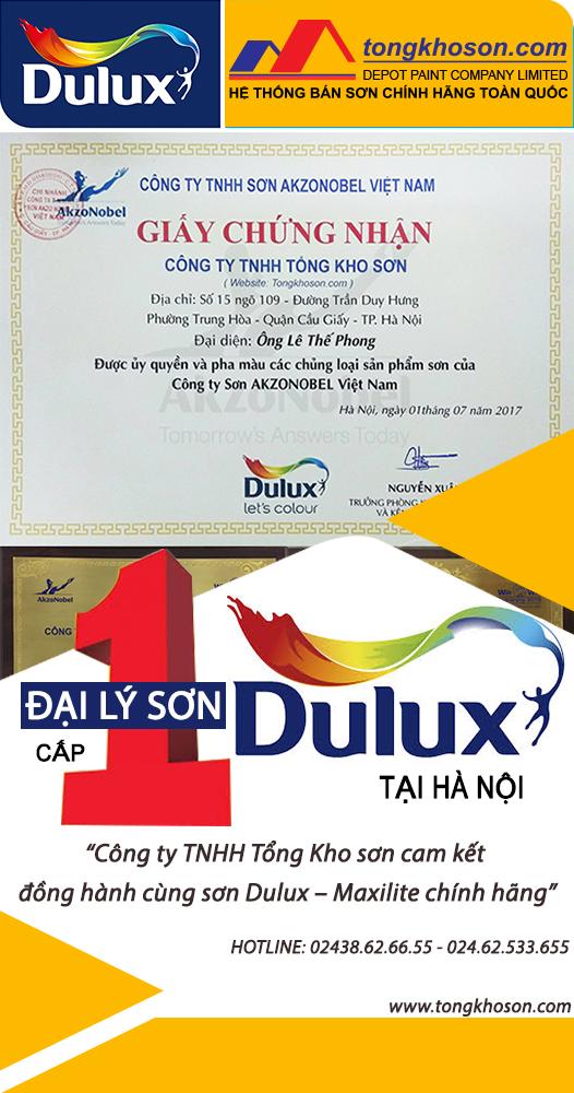 Đại lý Dulux