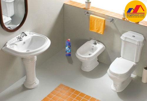 Quy trình chống thấm nhà vệ sinh chính xác hiệu quả