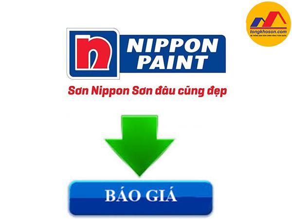 Sơn Nippon giá bao nhiêu?