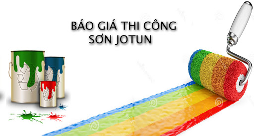 Bảng báo giá thi công sơn Jotun trọn gói 2021