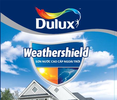 Chất lượng vượt trội của sơn Dulux WeatherShield