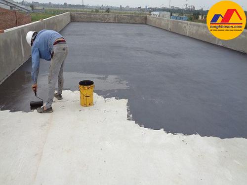 Phương pháp chống thấm sân thượng bằng Sika hiệu quả nhất