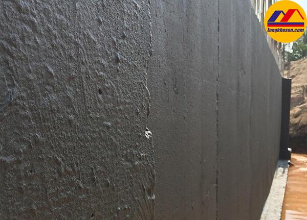 Biện pháp chống thấm tường tầng hầm hiệu quả