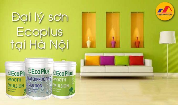 Đại lý sơn Ecoplus tại Hà Nội