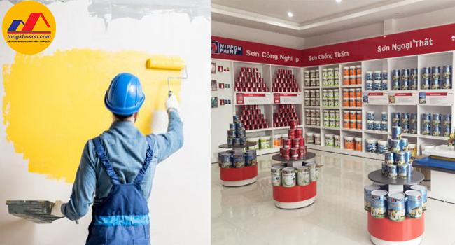 Đại lý phân phối sơn Nippon dân dụng và dự án tốt nhất Hà Nội