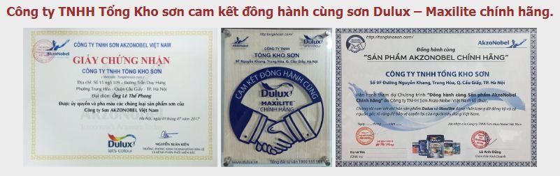 Bạn đang cần tìm đại lý sơn Dulux ủy quyền tại Hà Nội